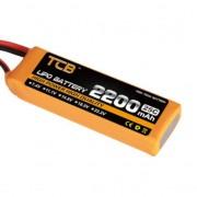 Аккумулятор LiPO TCB 3S 11.1В 2200mAh 25C