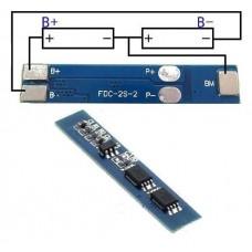 BMS 2S контроллер Li-Ion аккумуляторов
