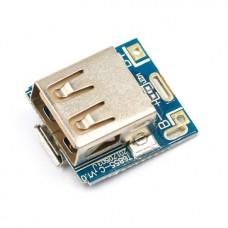 Powerbank модуль mini 1хUSB 1А