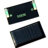 Солнечная панель 5В 45мА 0.2Вт