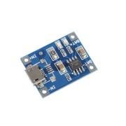 Контроллер заряда Li-Ion аккумуляторов на базе TP4056 micro USB