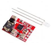 Контроллер заряда Li-Ion / LiFePO4 аккумуляторов на чипе TP5000