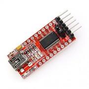 USB-UART / USB-TTL конвертер на чипе FTDI FT232RL
