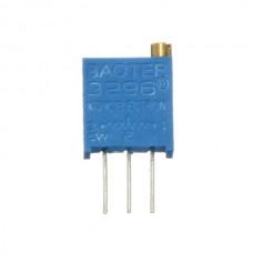 Резистор подстроечный многооборотный 10 кОм (kOhm) 3296