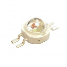 3W (3 x 1W) RGB LED общий анод