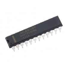 MAX7219CNG DIP - драйвер LED матриц