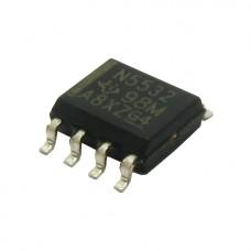 NE5532DR - операционный усилитель двухканальный SMD