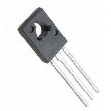 BD140 - биполярный PNP транзистор 80В 1.5А