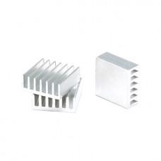 Радиатор алюминиевый 14х14х6 мм