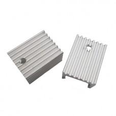 Радиатор алюминиевый для TO-220