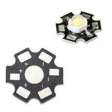 Радиатор (подложка) для светодиода 1-3 Вт, 20мм