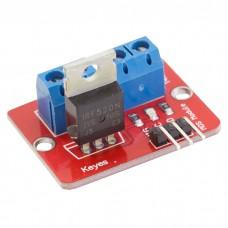 IRF520N MOSFET модуль 140C07