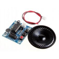 Модуль записи / воспроизведения звука ISD1820