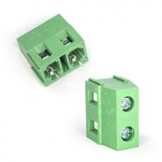 Клеммник лифтовой KLS2-128-5.00-02P-4C двойной 5.00 мм