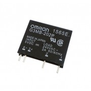 Твердотельное реле OMRON G3MB-202P (2 А)