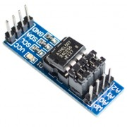 Энергонезависимая EEPROM память AT24C256 256Kбит