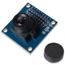 VGA камера OV7670