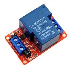 1-канальный реле модуль 30А (высокий/низкий уровень управления)
