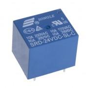 Реле электромеханическое Songle SRD-24VDC-SL-C
