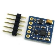 GY-271 - трехосевой цифровой компас (магнитометр) QMC5883L