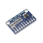 ADS1115 модуль - 4-канальный 16-битный АЦП