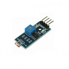 Модуль датчика света (фоторезистор)
