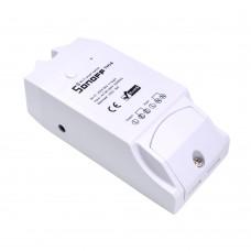 Беспроводной Wi-Fi выключатель Sonoff TH10 (10A)