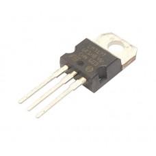 LM317T - стабилизатор регулируемый (Uвых=1.2В…37В 1.5А)