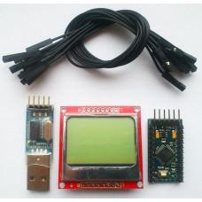 UART TTL терминал на базе Arduino Pro Mini