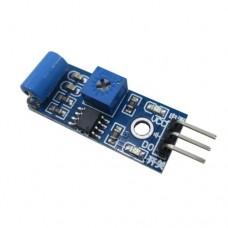Модуль на датчике вибрации SW-420