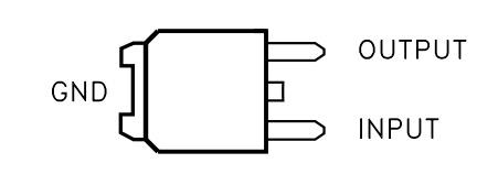 78M05 схема включения цоколевка